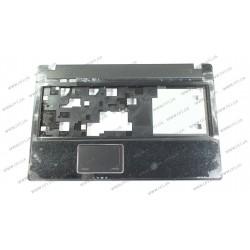 Верхняя крышка для ноутбука Lenovo (G560), black (metal)