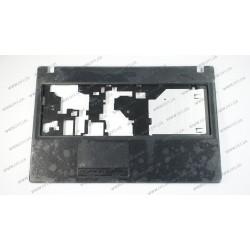 Верхняя крышка для ноутбука Lenovo (G580, G585), black (plastik mate)