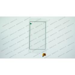 Тачскрин (сенсорное стекло) для PiPo T1 Dual Sim, FPC-68A1-V02, 6,8, внешний размер 190*96 мм, рабочий размер 151*86 мм, 10 pin, белый