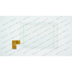 Тачскрин (сенсорное стекло) для Nomi C07850, FPCA-79D4-V01, 7,85, внешний размер 197x131мм, 45pin, белый