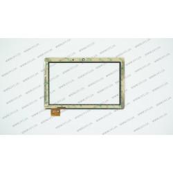 Тачскрин (сенсорное стекло) для Wexler Tab 7i, 300-L3867A-B00, 7, размер 177*114мм, 40pin, черный