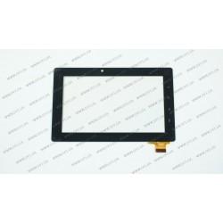 Тачскрин (сенсорное стекло) 300-N3690P-A00-V1.0, 7, внешний размер 182*113 мм, внутренний размер 152*86 мм, 30 pin, черный