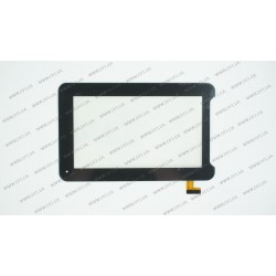 Тачскрин (сенсорное стекло) для  Medion Lifetab E7316 (MD98282),  DY-F-07047-V2, 7, размер 188*118мм, 34pin, черный
