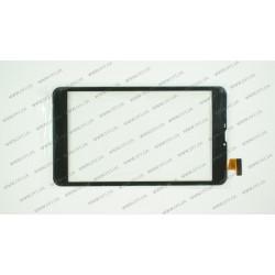 Тачскрин (сенсорное стекло) для Cube U27GT-3GH, XC-GG0800-008-V1.0, 7,85, размер 211*119 мм, 40pin, черный