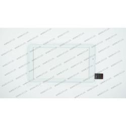 Тачскрин (сенсорное стекло) для Nomi C07005, VTC5070A85-FPC-3.0, 7, внешний размер 185*104 мм, рабочий размер 155*87 мм, белый
