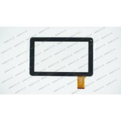 Тачскрин (сенсорное стекло) XC-PG0900-032-A0-FPC, 9, размер 233x143 мм, 50pin, черный