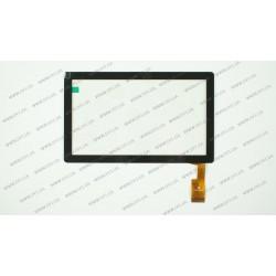 Тачскрин (сенсорное стекло) для планшета SG5303A-FPC-V0, 7, размер 173*105 мм, 30 pin, черный
