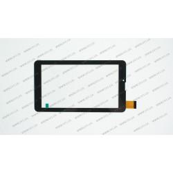 Тачскрин (сенсорное стекло) для Onda V719 3G New, FPC-70F2-V01, 7, внешний размер 184*104 мм, рабочий размер 156*88 мм., толщина 1mm, 30pin, черный