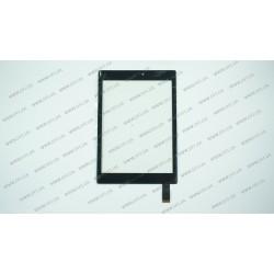 Тачскрин (сенсорное стекло) для ACE-CG7.8C-318, 7,85, размер 197*136 мм, 41pin, черный