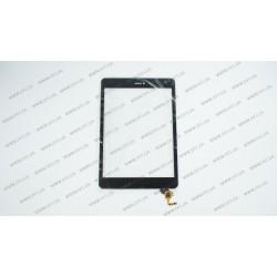 Тачскрин (сенсорное стекло) PB80JG9060, 7,85, внешний размер 180*127 мм, 6pin, черный