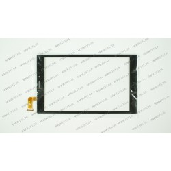 Тачскрин (сенсорное стекло) для Explay Shine 3G/Lagoon, PINGBO PB80JG1411, 7,85, размер 203*119 мм, 50pin, черный