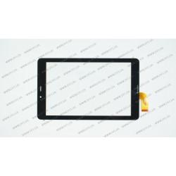 Тачскрин (сенсорное стекло) для BQ 8055G, XCL-S80001A-FPC2.0, 8, размер 208*126 мм, 45 pin, черный