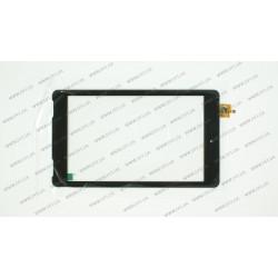 Тачскрин (сенсорное стекло) для Explay Surfer 7.03, DY-F-07027-V4, 7, размер 186x109 мм, 6 pin, черный