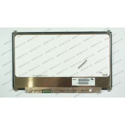 _Матрица 13.3 N133HSE-EB3 (1920*1080, 30pin (eDP), LED, SLIM (вертикальные ушки), глянец, разъем слева внизу) для ноутбука ASUS UX31A