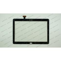 _Тачскрин (сенсорное стекло) для Samsung Galaxy Tab Pro T520, 10.1, черный (WiFi Version)