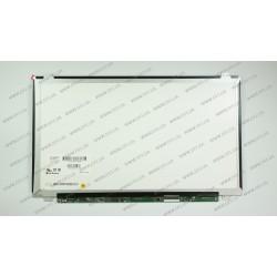 Матрица 15.6 LP156WHB-TLA1 (1366*768, 40pin, LED, SLIM(вертикальные ушки), матовая, разъем справа внизу) для ноутбука