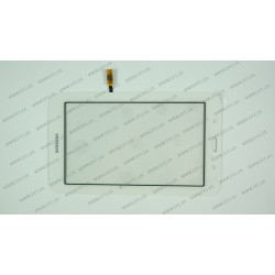 Тачскрин (сенсорное стекло) для Samsung Galaxy Tab 3 T110, 07.0, белый (WiFi version)