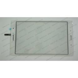Тачскрин (сенсорное стекло) для Samsung Galaxy Tab Pro T320, 08.4, белый (WiFi version)