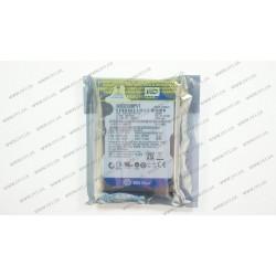 Жесткий диск 2.5 WD 320Gb, 5400rpm, для ноутбука, 8Mb caсhe, SATA-II, WD Scorpio Blue, высота - 9.5mm (WD3200BPVT)