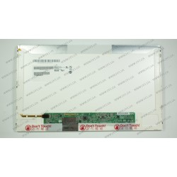 Матрица 14.0 B140XW01 V.B (1366*768, 40pin, LED, NORMAL, глянцевая, разъем слева внизу) для ноутбука