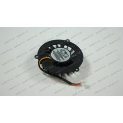 Вентилятор для ноутбука MSIVR200 (ВЕРСИЯ 2, диаметр 49мм), VR201, VX600, VR600, VR601, VR602, VR610, CX600, CR600, PR600, VR630 (DFB450805M10T/PAAD06010FH) (Кулер)