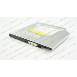 Привод DVD±RW Panasonic Super Slim, UJ8C2, SATA, Black, высота - 9.5mm