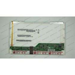 Матрица 08.9 B089AW01 V.3 (1024*600, 40pin, LED, NORMAL,глянцевая, разъем справа внизу) для ноутбука