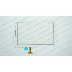 Тачскрин (сенсорное стекло) для Samsung Note N5100, 8.0, WiFi version, белый