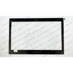 _Тачскрин (сенсорное стекло) для ASUS UX301, 13.3, черный