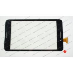 Тачскрин (сенсорное стекло) для ASUS FonePad 7 ME375, FE375, 07.0, черный