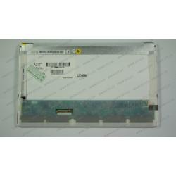 Матрица 10.1 LP101WH1-TLA2 (1366*768, 40pin, LED, NORMAL, матовая, разъем слева внизу) для ноутбука