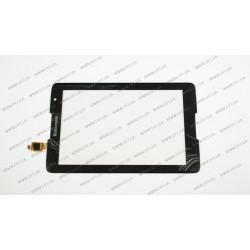 Тачскрин (сенсорное стекло) для LENOVO IdeaTab A5500, A8-50, 08.0, черный
