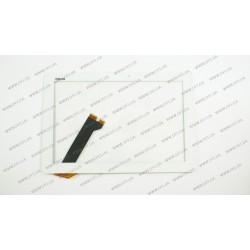 Тачскрин (сенсорное стекло) для ASUS MemoPAD  ME102,  10.1, белый