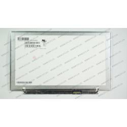 Матрица 12.5 M125NWN1 R.0 (1366*768, 30pin(eDP), LED, SLIM(без планок и ушек), матовая, разъем справа внизу, for Lenovo X230, X240) для ноутбука