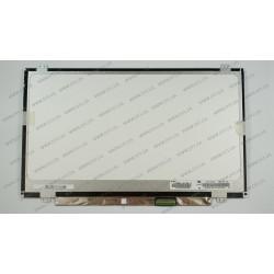 Матрица 14.0 N140BGE-L43 (1366*768, 40pin, LED, SLIM (вертикальные ушки), глянцевая, разъем справа внизу, W=320mm) для ноутбука