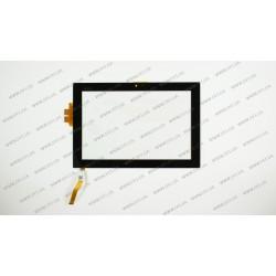 _Тачскрин (сенсорное стекло) для ASUS PadFone Infinity,  A80, A86, 10.1, черный