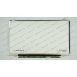 Матрица 14.0 LP140WH2-TPS1 (1366*768, 30pin(eDP), LED, SLIM ( вертикальные ушки), глянцевая, разъем справа внизу) для ноутбука
