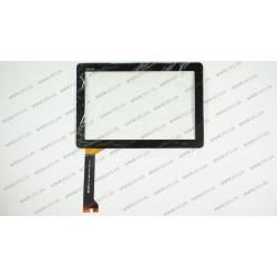 Тачскрин (сенсорное стекло) для ASUS MemoPAD  ME102,  10.1, черный