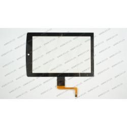 _Тачскрин (сенсорное стекло) для ASUS MeMO Pad ME171 series 7, черный
