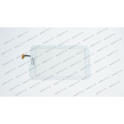 Тачскрин (сенсорное стекло) для Samsung Galaxy Tab 3 P3200, P3210, T2100, T2110  7, белый