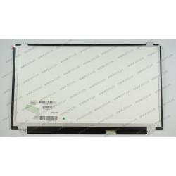 Матрица 15.6 LP156WHA-SPA1 (1366*768, 30pin(400cd/m2, 80/80/80/80(углы), IPS), LED, SLIM(вертикальные ушки), глянцевая, разъем справа внизу) для ноутбука