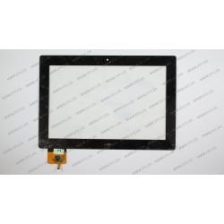 """Тачскрин (сенсорное стекло) для Lenovo IdeaTab S6000, 10.1"""", черный"""