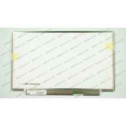 "Матрица 12.5"" LP125WH2-SLT3 (1366*768, 40pin(IPS), LED, SLIM(без планок и ушек), матовая, разъем справа внизу) для ноутбука"