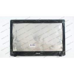 Крышка дисплея в сборе для ноутбука ASUS (K52 series), black (крышка матовая, рамка глянец)