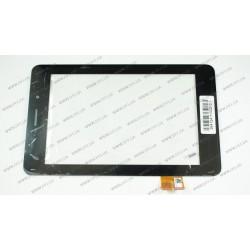 Тачскрин (сенсорное стекло) для ASUS MeMO Pad Smart ME371, ME371MG, 7, черный
