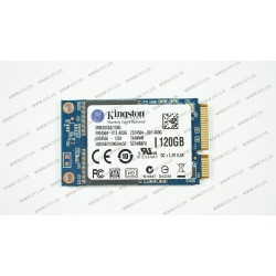 "Жесткий диск SSD Kingston 120Gb, SMS200S3/120G, SSDNow mS200, mSATA!!! MLC, 2.5"", зап/чт. - 520/550Мб/с"