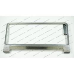 Накладка для клавиатуры для ноутбука HP (Pavilion: DV4 series), silver
