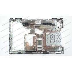 Нижняя крышка для ноутбука Lenovo (G560), black, HDMI