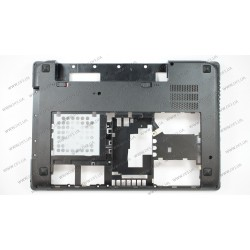 Нижняя крышка для ноутбука Lenovo (Y480, Y485), black