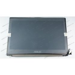 """Матрица 13.3"""" HW13HDP101 (крышка в сборе) (1366*768, 40pin, LED, SLIM (вертикальные ушки), матовая, разъем слева внизу) для ноутбука ASUS UX31E"""